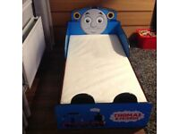 Boys bed 140/70 cm with matress good condition