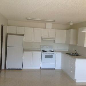 Camrose: Corner 2 bedroom Apartment MOVE IN TODAY, MAY  FREE!!