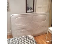 Double used mattress