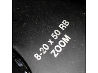 binoculars, spares or repair, 8-20x50