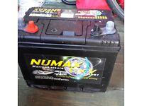 Brand new Liesure Battery