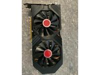 XFX RX 580 GTS XXX Edition OC 8 GB GDDR5