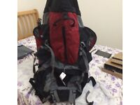 Very Good condition wild craft back pack - Stress sale