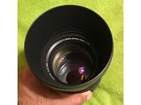 Carl zeiss 180mm f2.8 pentacon six/nikon