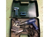 VIRUTEX AG98F AG 98 F EDGE BANDER Veneer EDGEBANDER Boxed w Trimmers & Accessories