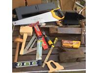 Assortment of tools