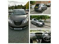 CHRYSLER YPSILON S-SERIES 2014 1242 CC PETROL 5 DOOR HATCHBACK £30 ROAD TAX