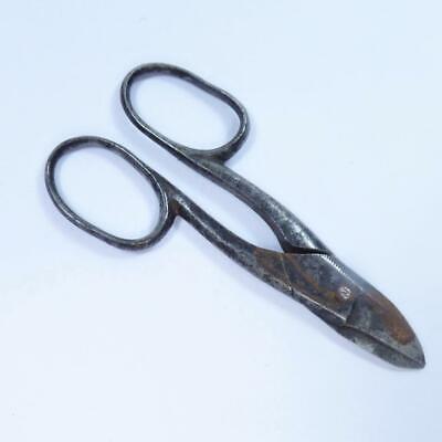 Antique medical scissors Doctors 19th c small medical tool vintage