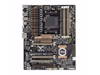 AMD FX 9590 Black Edition + Asus Sabertooth 990fx vs r2.0 + 8GB DDR3 2400mhz