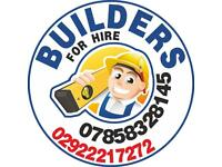 Builders for hire
