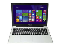 BRAND NEW ASUS LAPTOP - 12 MONTH WARRANTY - 1TB Harddisk, 4GB RAM, Upto 2.58 GHz CPU - White Color