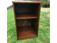 Stereo and Lp storage unit