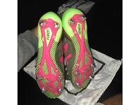 Brand new, new balance football boots.