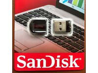 SanDisk 8 GB USB 3.0 Flash Stick Mini Pen Drive