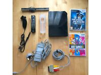 Nintendo Wii Console + Games + Motion Plus