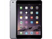 Ipad mini 3 space gray cash or swap for ps4 and cash my way
