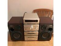 Technics SE HD-501Hi-fi & Speakers