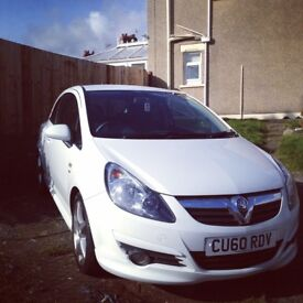 Vauxhall corsa 1.4 low mileage must see