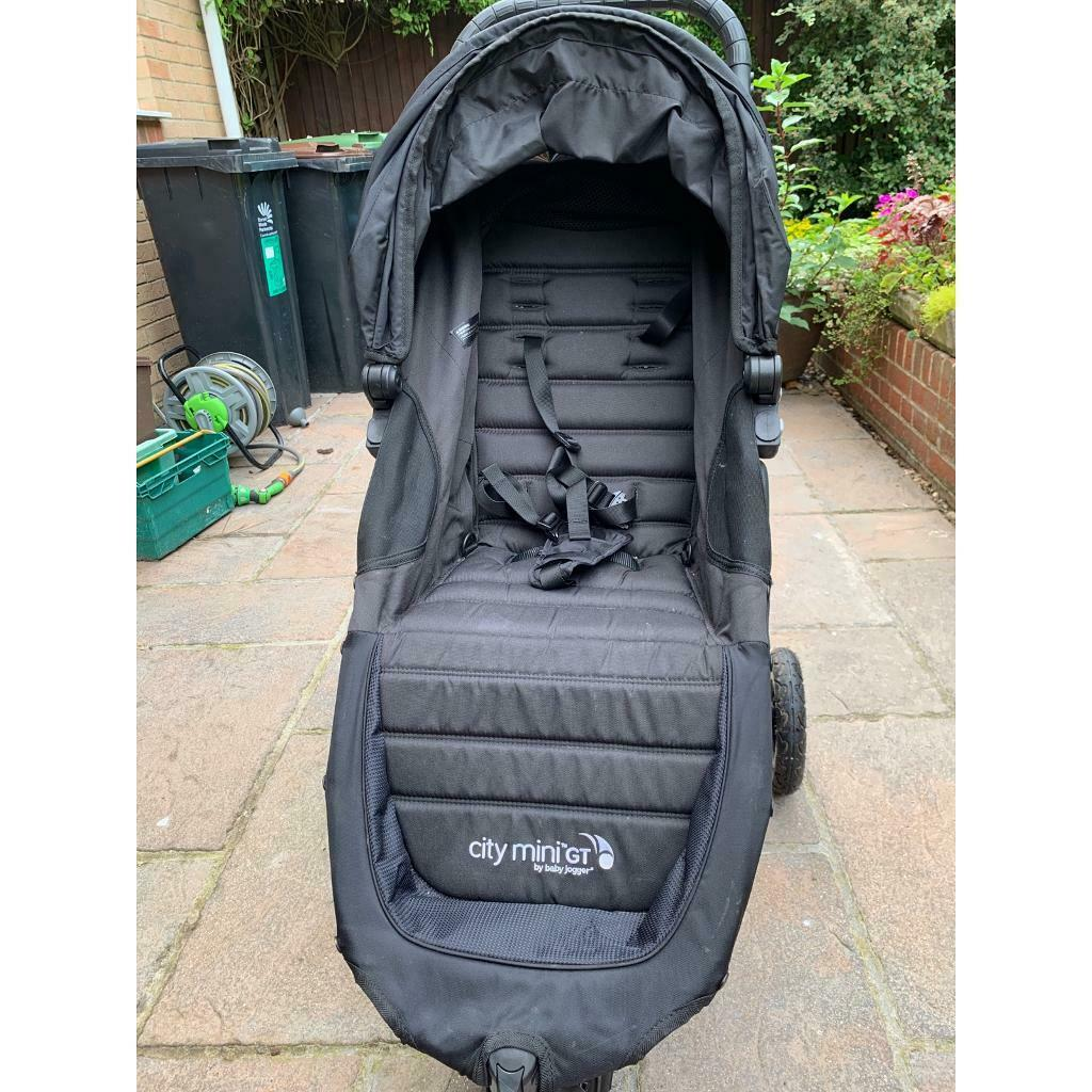 Baby Jogger City Mini Gt Stroller With Accessories Amazing Condition In Verwood Dorset Gumtree