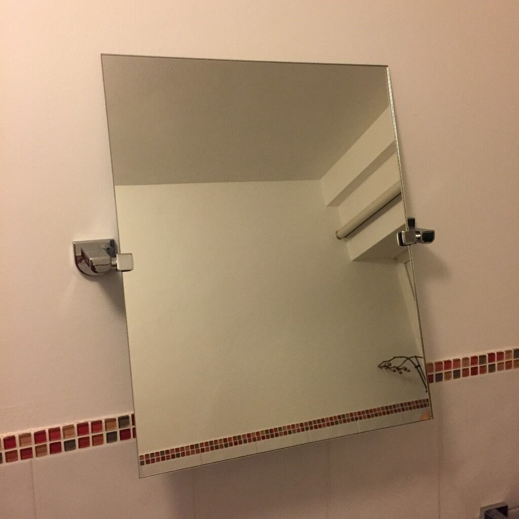 Bathroom Mirror (Bu0026Q Axis Range)   £10