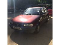 Vauxhall astra good working order