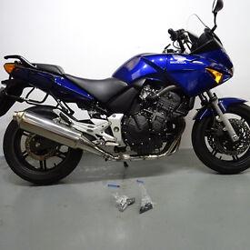 HONDA CBF600............ STAFFORD MOTORCYCLES................