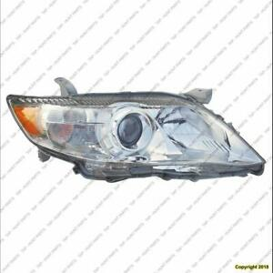 Head Light Passenger Side Base-Le-Xle Usa Built High Quality Toyota Camry 2010-2011