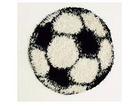 Football Rug 80 x 80