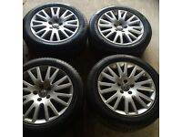 17 inch alloys for sale