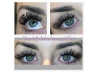 Individual Eyelash Extensions and Russian Volume Eyelash Extensions Bristol