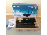 TP-Link N600 ADSL2 Modem Router