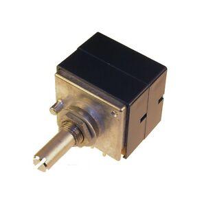 ALPS RK27112 Poti Audio Potentiometer 50k stereo log 850065