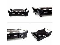 Portable Cooker Hob with handles