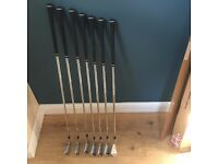 Taylormade MC Tour preferred irons. £300.00 or nearest offer.