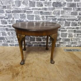 Vintage Round Table/Coffee Table