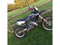 Husquvarna Wr 125 2012 not Ktm,cr,kx