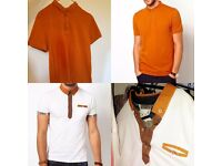 CLOTHES BUNDLE 1 - Mens (Shirts, T-Shirts, Jackets, Jeans, Shoes, Shorts, Trainers, Trousers)