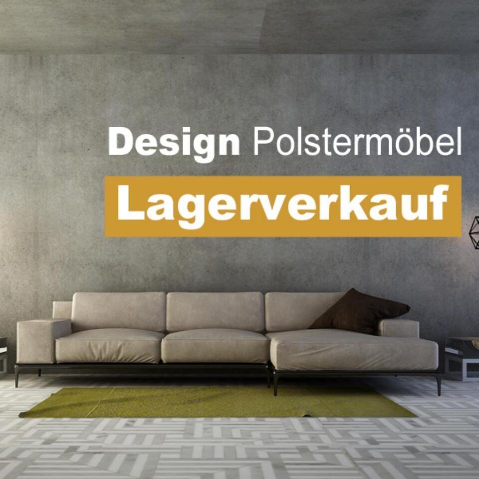 Design Polstermöbel Lagerverkauf, 2 Wahl, Storno, Überproduktion in Hessen - Wetzlar
