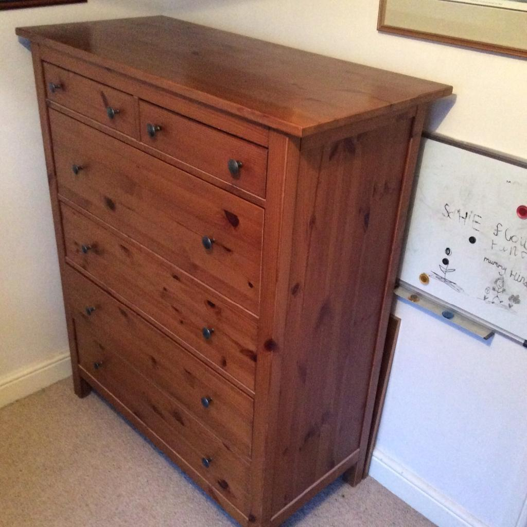 Ikea hemnes antique pine Buy, sale and trade ads great prices