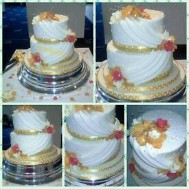 Wedding cakes special offers
