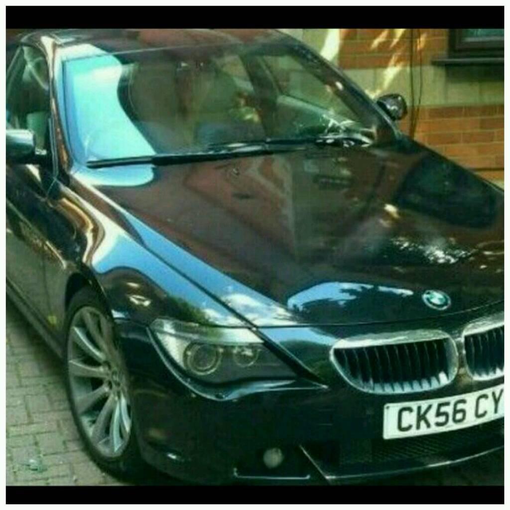 BMW 6 Series 3L Cat-D £5K ONO Cream Seats
