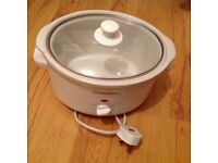 Slow cooker, Cookworks in good condition