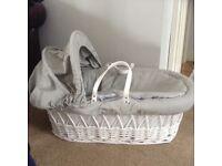 Unused Moses Basket