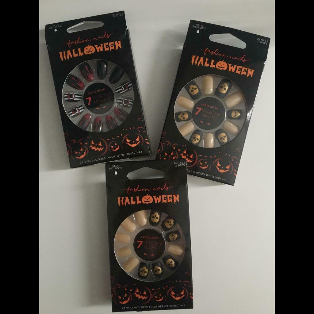 Nails Glue On Halloween Themed | in Willesden, London ...