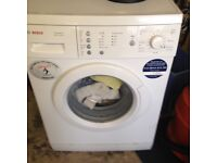 BOSCH WASHER, SPARES/REPAIR £25.00.