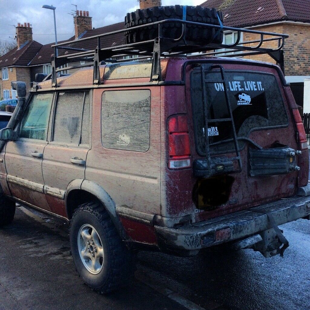 Discovery 2 TD5 4x4 Off Road