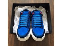 Designer - ROYAUMS Killian BRAND NEW Azure Blue - womens UK size 3 (Euro 35)
