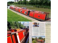 Traditional Narrowboat, ready for live-aboard house boat - former working boat CTS 1969