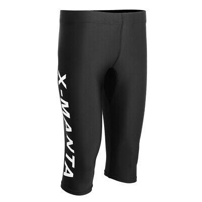 Männer Neoprenanzug Hosen Kurzarm Tauchen Schnorcheln Schwimmen Shorts XL