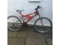 Kid's 14inch frame bicycle for sale